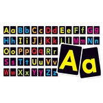 Big Letters A-Z Wall Charts (52 pieces)
