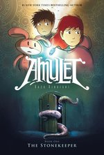 Amulet 1 The Stonekeeper