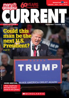 Current Magazine cover