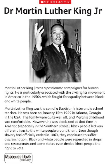 leadership qualities martin luther king essay We will write a cheap essay sample on leadership of martin luther martin luther exhibited many of the qualities of martin luther king's leadership.