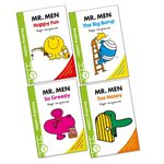 Reading Ladder Level 1 Mr Men Pack x 4