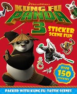 Kung Fu Panda 3 Sticker Scene Fun