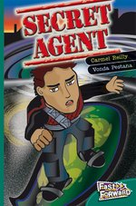 Fast Forward Green Secret Agent (Fiction) Level 14