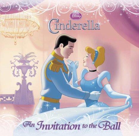 cinderella invitation to the ball template - disney princess cinderella invitation to the ball the