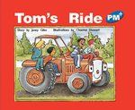 PM Blue Toms Ride (PM Plus Storybooks) Level 11 x 6