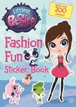 Littlest Pet Shop Fashion Fun Sticker Book