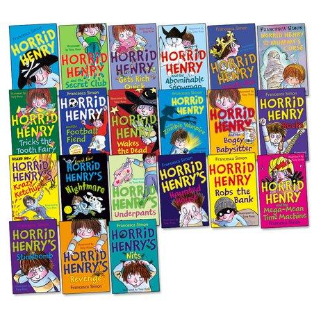 horrid henry books free pdf