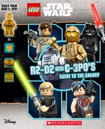 LEGO® Star Wars LEGO® STAR WARS™ R2D2 and C3P0s Guide to the Galaxy