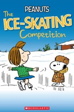 Popcorn ELT Primary Readers Level 3 PeanutsThe Iceskating Competition (Book only)