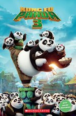 Popcorn ELT Primary Readers Level 3 Kung Fu Panda 3 (Book only)