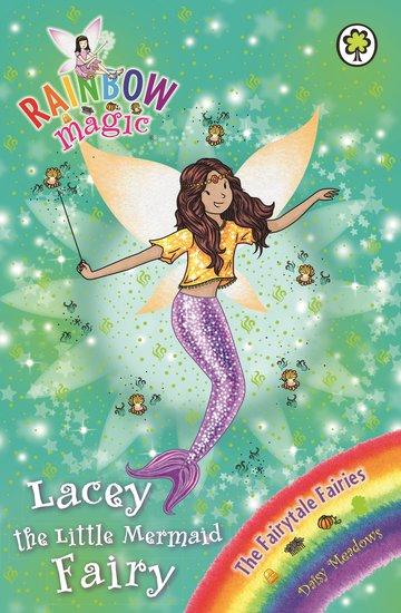 Rainbow Magic Fairytale Fairies 155 Lacey The Little