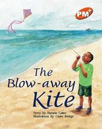 PM Orange The BlowAway Kite (PM Plus Storybooks) Level 15