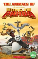 Popcorn ELT Primary Readers Starter Level  Level 1 The Animals of Kung Fu Panda (Book only)