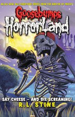 Goosebumps 8 HorrorLand Say Cheese  And Die Screaming!