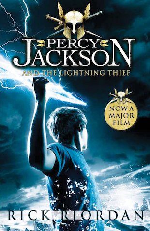 Reviews For Percy Jackson And The Lightning Thief Scholastic Kids 39 Club