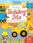 My First Building Site Sticker Activity Book