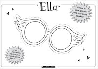 Create your own Ella glasses