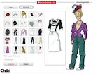 Fashions from history – interactive game