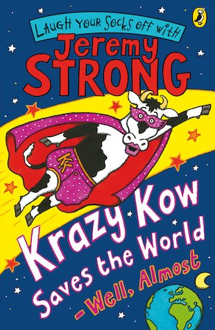 Krazy Cow Saves the World