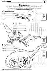 Science: Dinosaurs