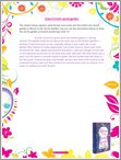 Draw Emmie's Secret Garden - Drawing Activity (1 page)