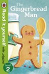 Ladybird Read It Yourself: The Gingerbread Man