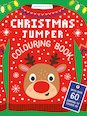 Christmas Jumper Colouring Book