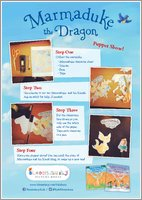 Marmaduke the Dragon - Puppet Show!