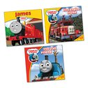 Thomas and Friends Pack x 3
