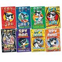 Spy Dog Pack x 8