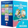 The Baby-Sitters Club Graphic Novels Box Set