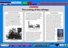Coming of the railways