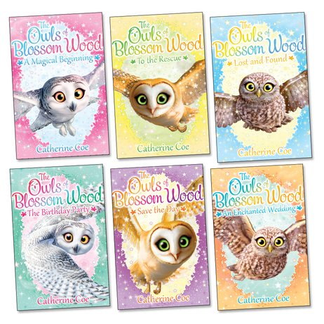Image result for the owls of blossom wood