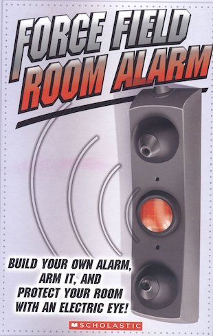 Build Your Own Force Field Room Alarm