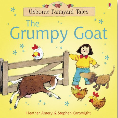 Grumpy Goat Kids Book