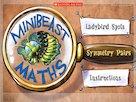 Minibeast maths! – interactive resource