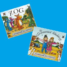 Zog and The Scarecrows' Wedding - Blog