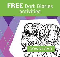 FREE Dork Diaries activities