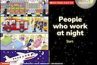 People who work at night