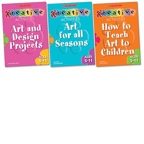 Creative Activities: Art Complete Set