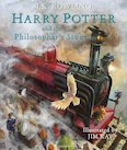 Harry Potter and the Philosopher's Stone (Illustrated Edition)