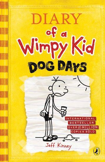 Diary Of A Wimpy Kid 4 Dog Days Scholastic Kids Club