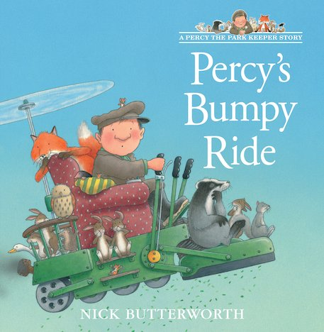 Tales from Percy's Park: Percy's Bumpy Ride