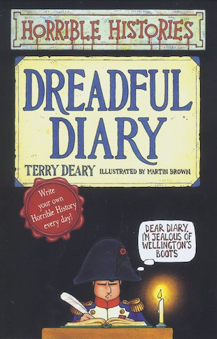 Horrible Histories Dreadful Diary