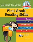 Get Ready for School: First Grade Reading Skills Workbook