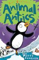 Animal Antics: The Potty Penguin