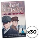 Private Peaceful x 30