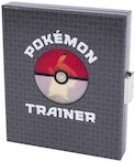 Pokémon Trainer Lockbox Journal