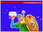 Horrible Histories Viking Wallpaper (0 pages)