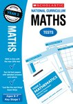 National Curriculum SATs Tests: Maths Tests Years 2-6 Set x 30 (150 books)